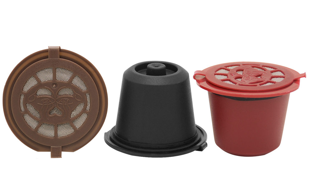 Re-usable pods from Coffee Pod Guru